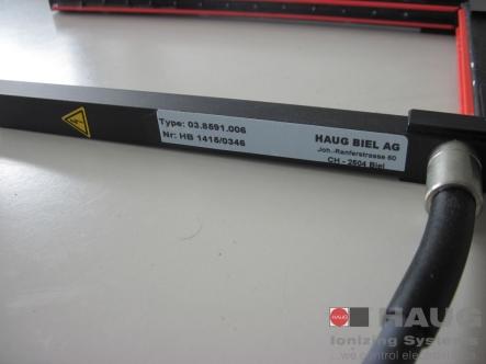 Entladeionisator Typ PRX U [No.22]