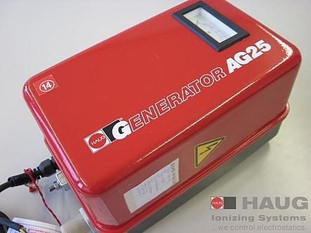Aufladegenerator (+) AG 25 [No.14]