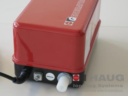 Aufladegenerator (-) AG 25