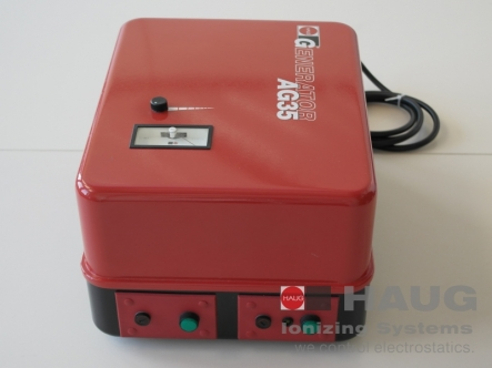 Aufladegenerator (-) AG 35