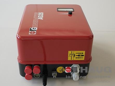 08 Aufladegenerator (-) AG 35